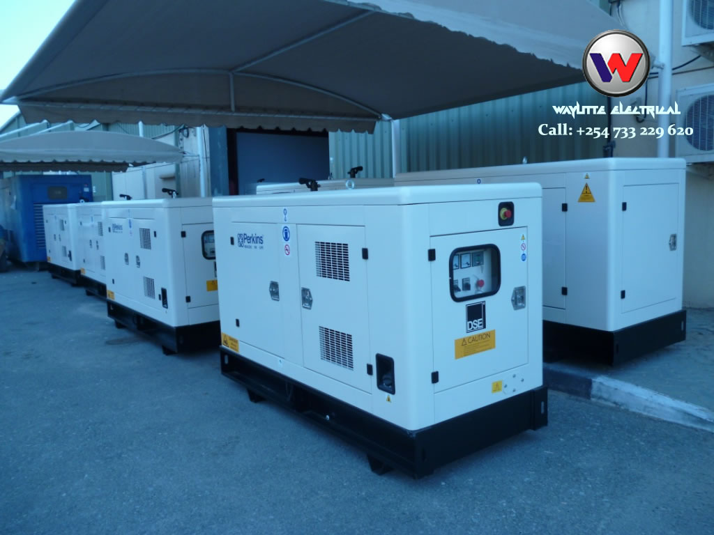 Best Generators Kenya